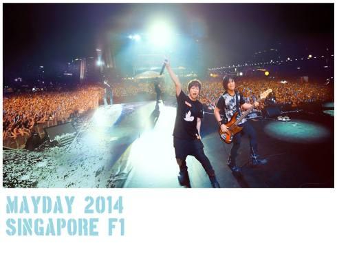 Mayday 2014 Singapore