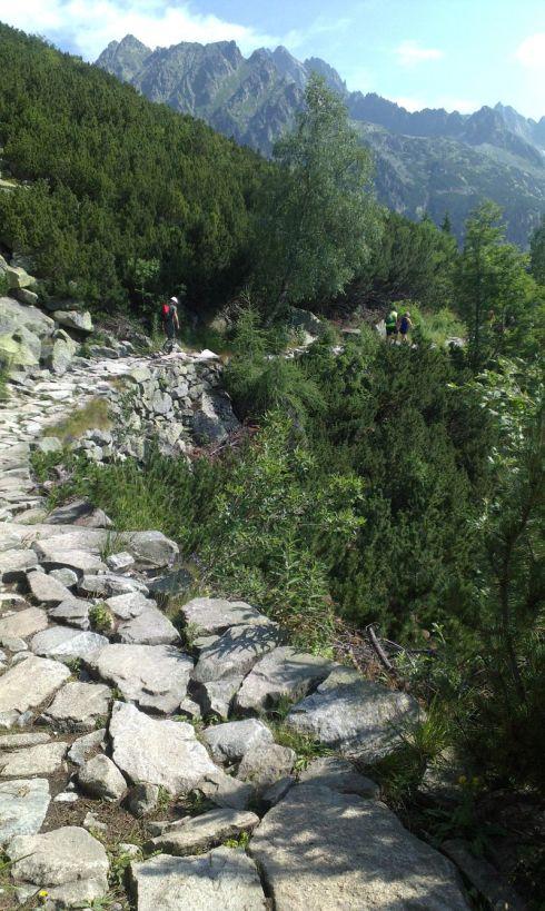 04 úton a poprádi tóhoz